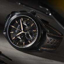 alpina手表怎么样 alpina飞返计时腕表