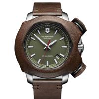 瑞士腕表品牌Victorinox 全新 Inox 腕表