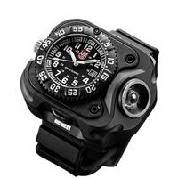 SureFire+瑞士腕表品牌Luminox军事技术腕表