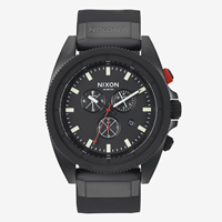 品牌Nixon人气型号The Rover全新Chrono腕表