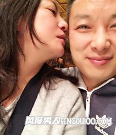 赵薇献吻男子是谁 赵薇陈砺志关系和资料