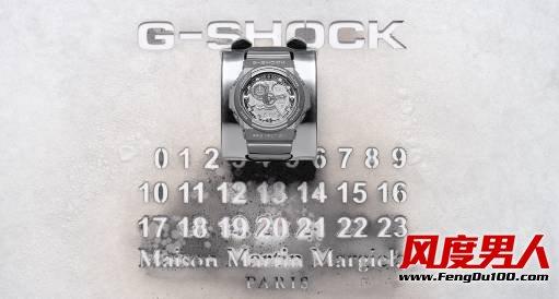 G-SHOCK × Maison Martin Margiela  30周年联名限量款