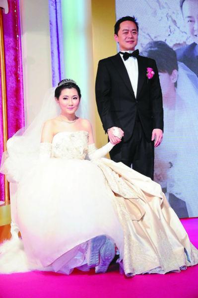 selina结婚照
