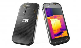 cat s60手机怎么样 最新三防智能手机