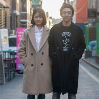 韩国潮男服装搭配打点自己的style