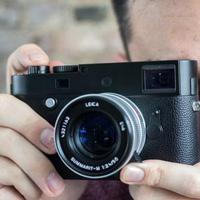 Leica单色旁轴数码相机M Monochrom