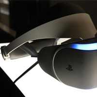 Sony虚拟现实头戴设备原型版本
