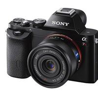 索尼全画幅微单FF E-mount相机