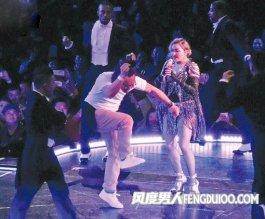 麦当娜演唱会 麦当娜恶搞陈奕迅怎么回事