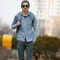 30岁男士春天穿衣搭配出一身潮味
