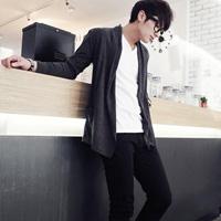 2013春季男士流行韩式男装搭配图片