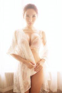陈怡曼无马赛克照片黄金比例身材