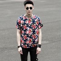 夏季男生潮味元素的服装搭配