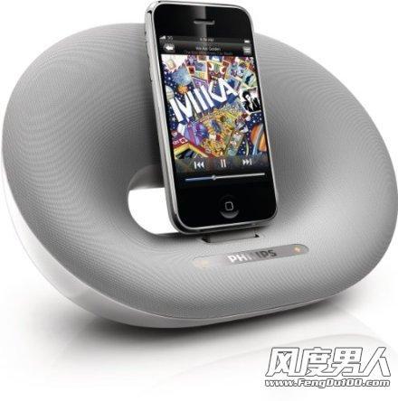 飞利浦 DS3000 iPhone/iPod 音乐基站