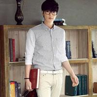 夏季韩国男生打扮 韩国男生衣服搭配