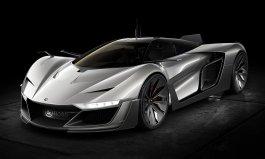 概念跑车AERO GT 腕表品牌BELL & ROSS带来