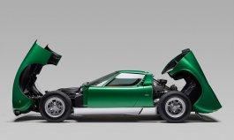 兰博基尼Miura SV 完美的老爷车