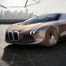 宝马Vision Next 100 的概念车大胆设想