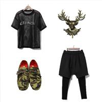春末初夏男士穿衣搭配紧跟时尚潮流