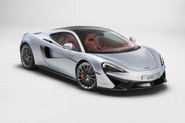 McLaren迈凯伦新款570GT超级跑车