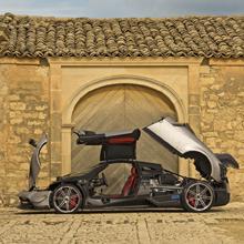 Pagani帕加尼最新概念跑车789匹马力