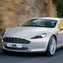 Aston Martin 2017年推型号Rapide全电动版本