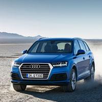 audi q7 2015 SUV经典车型将量产