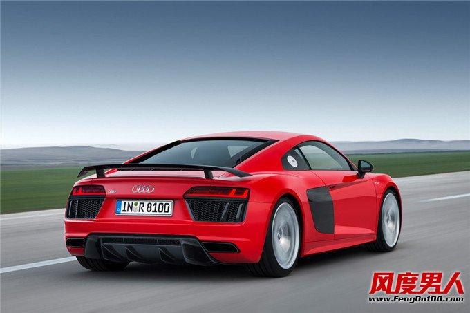 Audi奥迪R8 V10车型 2016新款抢鲜