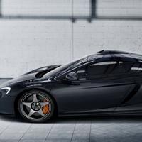 650S限量超跑 借鉴了F1 GTR元素