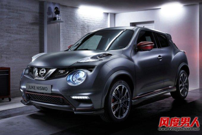 Nissan最新款的Juke NISMO RS 车型