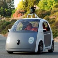 Google自动驾驶汽车原型 2015年开测