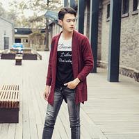 秋季男生针织衫搭配穿出帅气十足自己