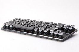 好玩的复古打字机机械式键盘