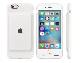 苹果出Smart Battery Case让你通话更长