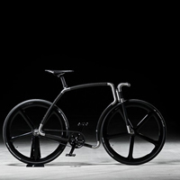 品牌velonia碳纤维单车全新设计Viks