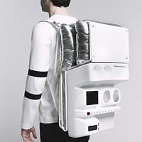 科技创造生活的野餐背包