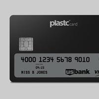 Plastc Card超级信用卡问世