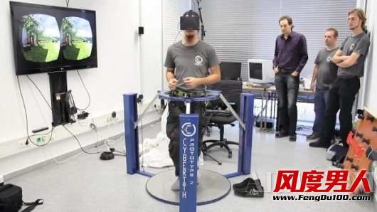 Virtualizer,家里蹲也能边玩游戏边锻炼