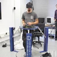 游戏垫 Virtualizer 虚拟运动未来将走红?