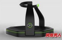 虚拟现实跑步机 边玩枪战边健身