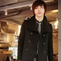 秋季风衣外套搭配超帅气超有型