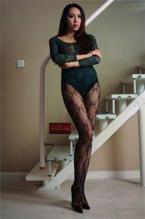 长腿美女抄底篇 蕾丝丝袜高挑的身材