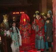 80后小夫妻创意婚礼 复古婚礼明朝习俗(婚礼习俗)