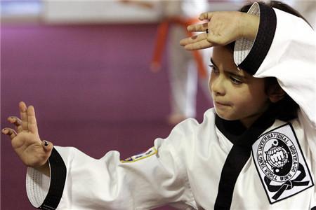 空手道的练习要领 如何练习空手道(2)