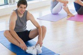 男人减肥瑜伽动作推荐