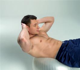 男人做仰卧起坐的好处 毅力的锻炼