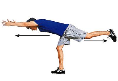 男士减肥健身操图解 让你快速拥有完美身材