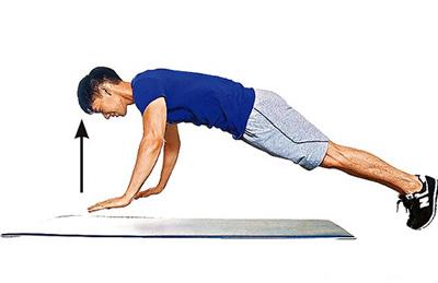 男士减肥健身操图解 让你快速拥有完美身材(2)