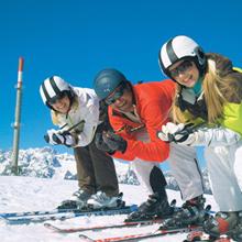 户外滑雪技巧 怎么滑雪少摔跤