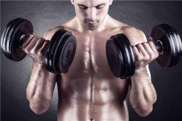 哑铃锻炼方法和原则 肌肉锻炼机理